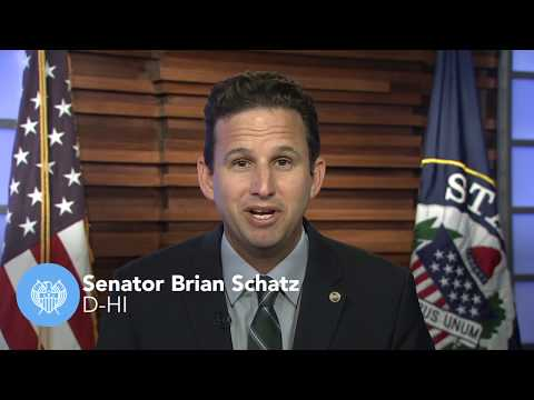 Senator Brian Schatz Delivers Weekly Democratic Address