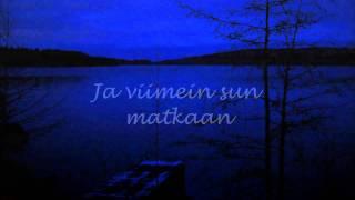 """Johanna Kurkela - """"Prinsessalle"""" (lyrics)"""