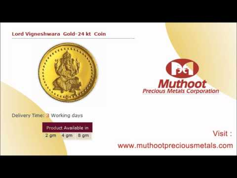 Muthoot Precious Metals - Featured Products