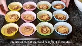 How to make Perfect Marble Cakes