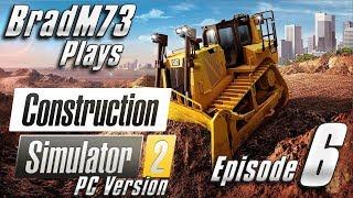 Construction Simulator 2 US - PC Version - Episode 6 - New Headquarters!!