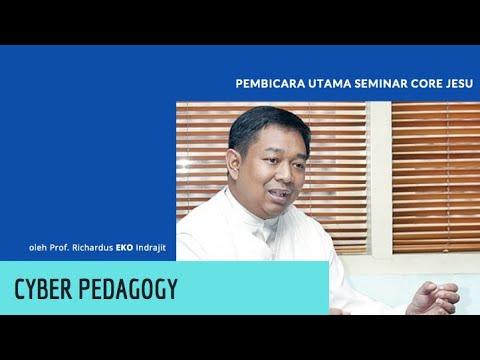 "Download (Seminar 15) Nara Sumber Seminar Core Jesu: ""Cyber Pedagogy"""