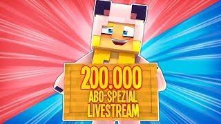 Minecraft LIVESTREAM ✿ Minigames mit Zuschauern!