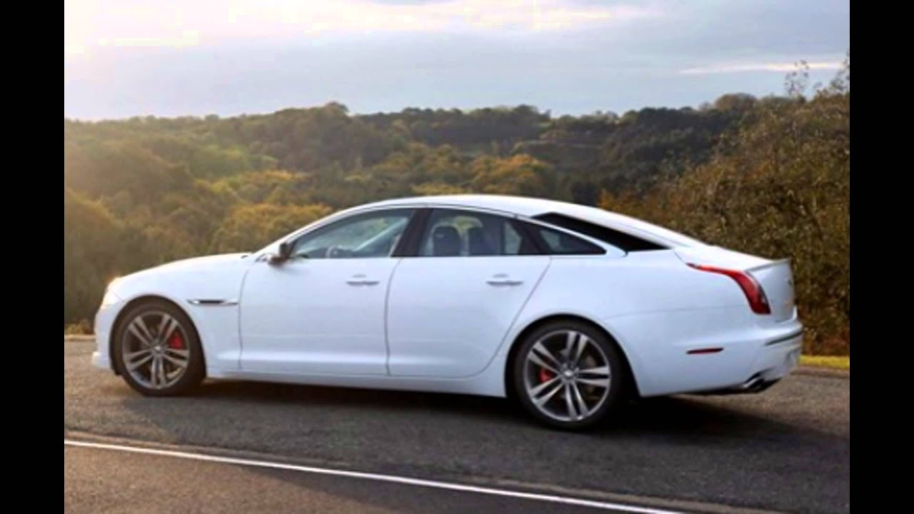 Jaguar Xj L Youtube