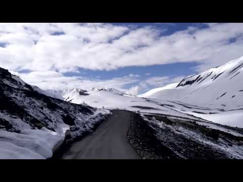Ladakh trip part 2 Jispa to Leh on Rexton ! Unseen footage !