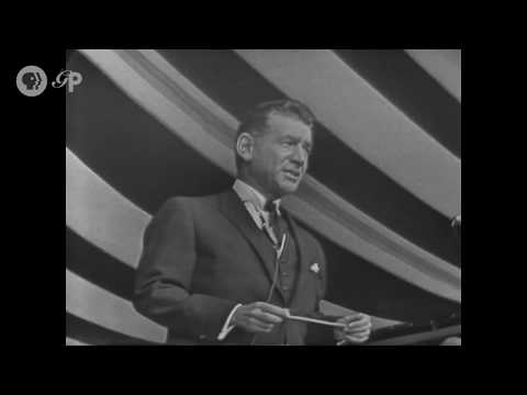The Groundbreaking Ceremony Of Lincoln Center | The Opera House | Great Performances On PBS