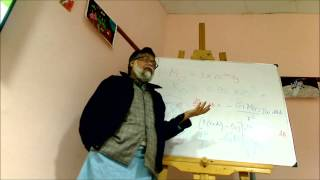 Chandrasekhar Limit a student derivation3