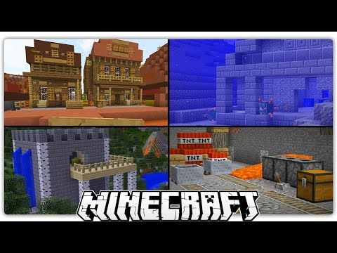 15 Secret Minecraft Dungeons You Can Make Spawn in Your Worlds