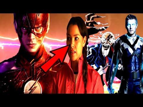 Cobalt Blue Villain LINKED To Dawn Allen? Grant Gustin MAJOR TEASER! - The Flash Season 4