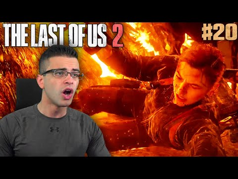 The FINAL War Between Factions In The Last Of Us 2! (Part 20)