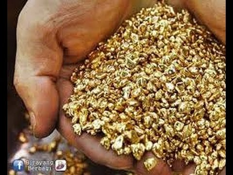 Emas Aceh ( Alat Pencari Emas )