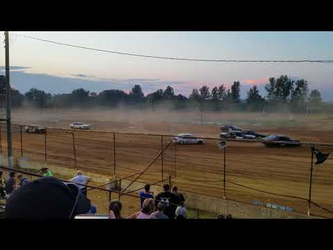 Windy Hollow Speedway Scrapper Heat 8-20-17