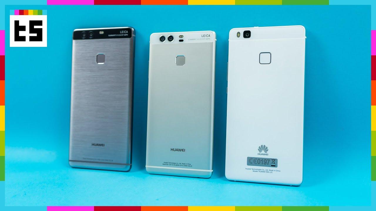 Huawei p9 lite deutsch