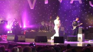 Vitas - Three White Horses - Bucharest Romania Febr. 25, 2009