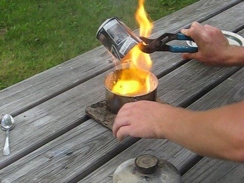 Making Sodium Metal