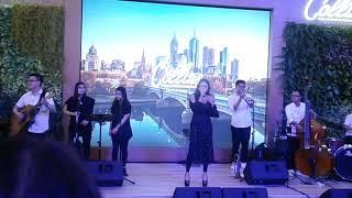 Maudy Ayunda - New Rules | Live at Mall Kota Kasablanka