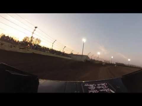 10 15 16 Jeff Deckard Go Pro Heat Race Kokomo Speedway