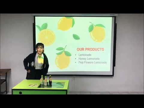 Company Presentation - RUSH LEMON B.E.01 (7/12/2017)