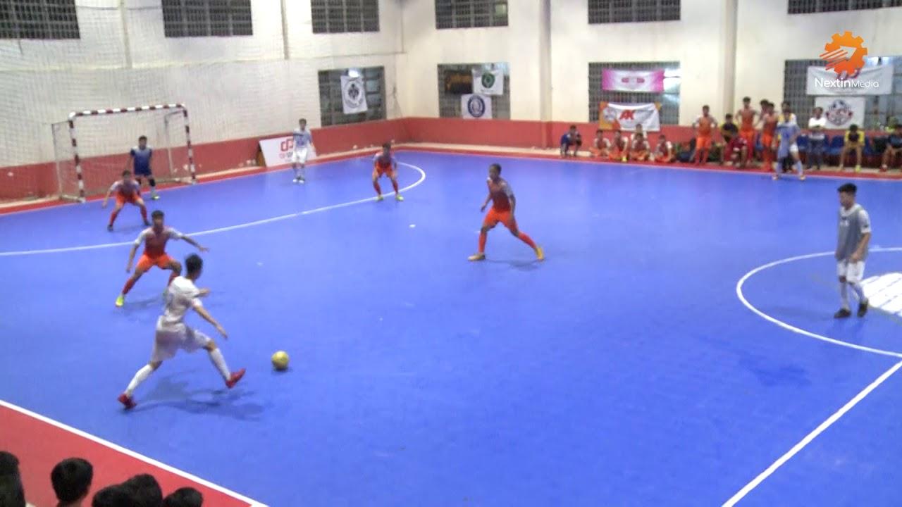 [Highlights] Trẻ Thái Sơn Nam vs U19 Hiếu Phạm FC ( Chung kết A – FI Futsal U19 CP Sports Cup 2018)