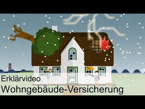 Erklärvideo Wohngebäudeversicherung