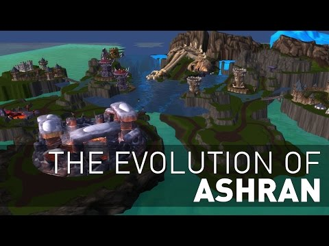 How Ashran EVOLVED from Concept to Live