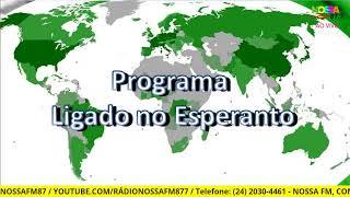 LIGADO NO ESPERANTO! 05/09/2021