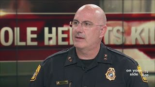 Tampa Police Chief Brian Dugan joins News Channel 8 after arrest in Seminole Heights killings