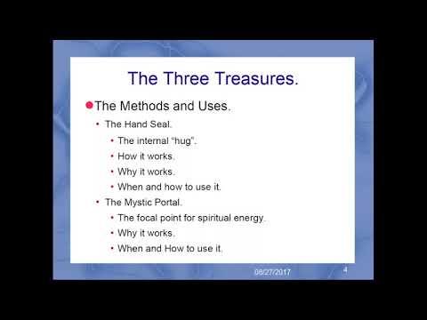 The Three Treasures of I Kuan Tao