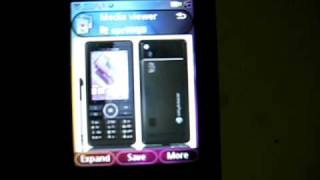 the sony ericsson g900 review