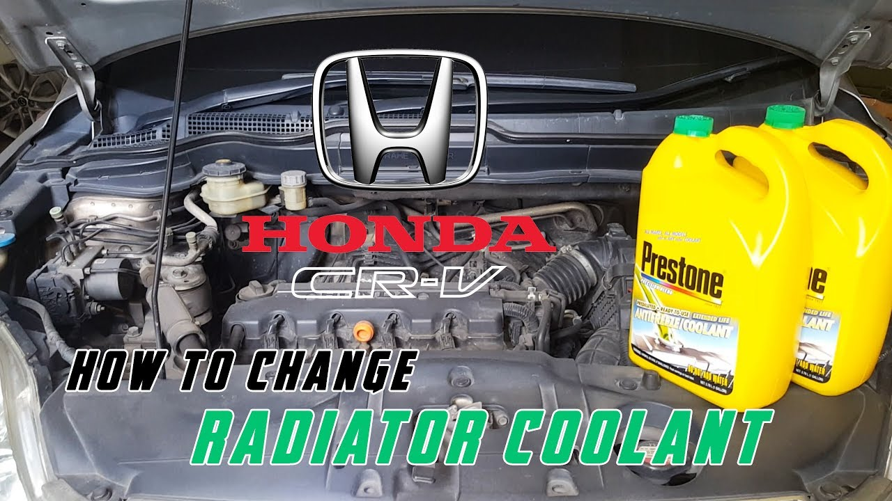 How To Burp  U0026 Replace Radiator Coolant