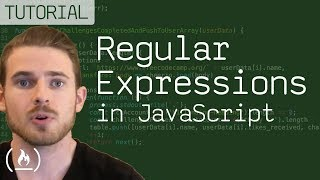 Regular Expressions (Regex) in JavaScript - tutorial