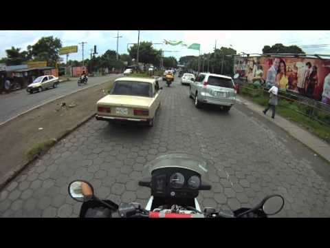 Traffic in Managua