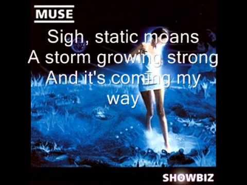 Muse Spiral Static Lyrics