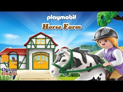 PLAYMOBIL Horse Farm Android Gameplay HD