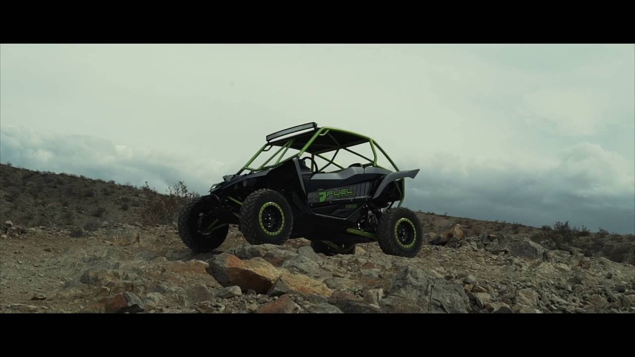 Fuel Offroad | UTV Anza and Gripper M/T
