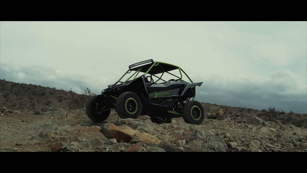 Fuel Offroad | UTV Anza and Gripper M/T