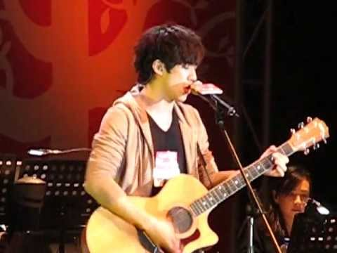 Aarif 李治廷 Another Day Live 2010.02.06