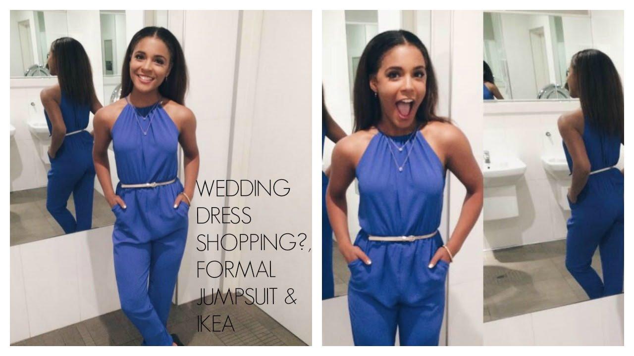 Formal Jumpsuit for Wedding