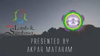 Akpar Mataram Visit Lombok Sumbawa #kongresHMPI6