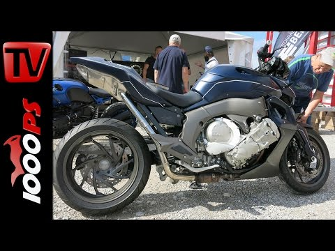 BMW K 1600 R 6-Zylinder Naked Bike | BS Customs