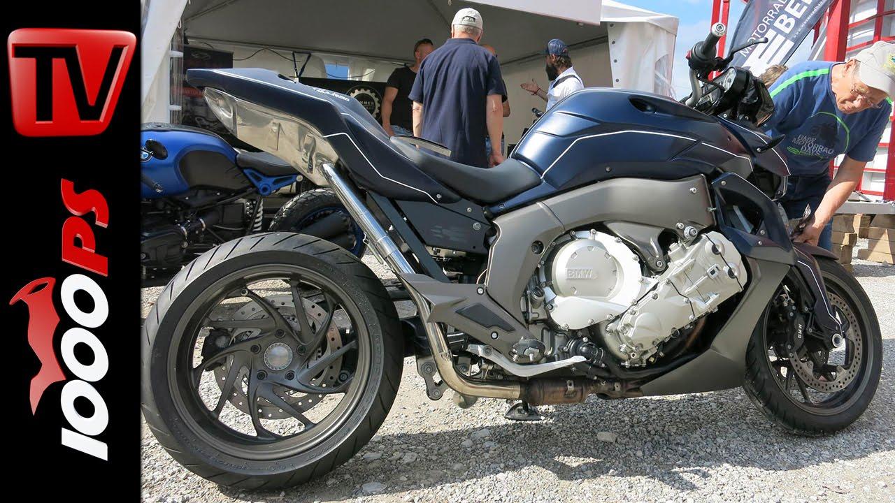 Bmw K 1600 R 6 Zylinder Naked Bike Bs Customs Youtube