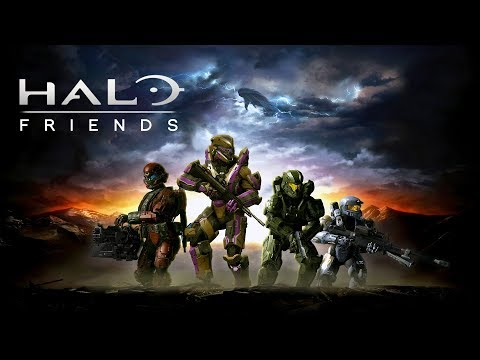 Halo: Reach Friends (Forget Reach Edition) (Reach campaign + H5 customs)