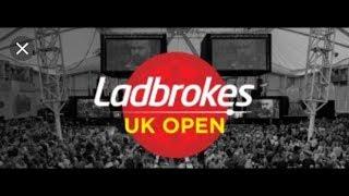 U.k. open darts 2019 day one - etv