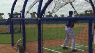 New York Mets: First Full Squad Workout