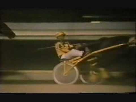 1983 Roosevelt Raceway BOBBO American Trotting Championship Norm Jones