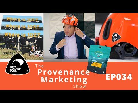 The Provenance Marketing Show   EPISODE 34