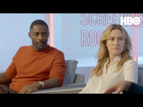 Idris Elba & Kate Winslet on The Mountain Between Us (2017 Movie) | HBO Screening Room