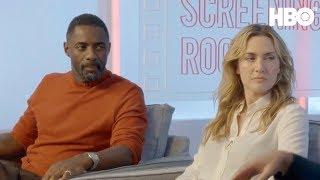 Idris Elba & Kate Winslet on The Mountain Between Us (2017 Movie) | HBO