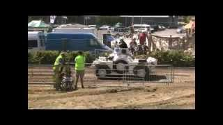 Tankfest 2010 exclusive Ferret Scout Car footage