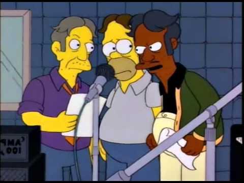 Los Simpsons- Number
